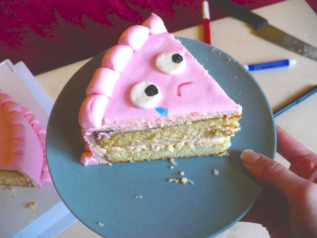 sad cake